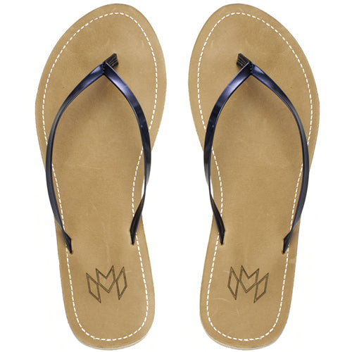 MALVADOS LUX LEATHER SANDALS