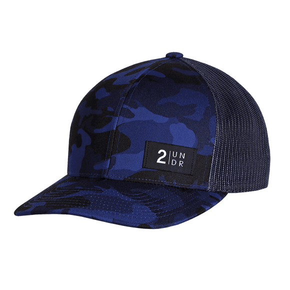 2UNDR SNAP BACK PRINT HAT