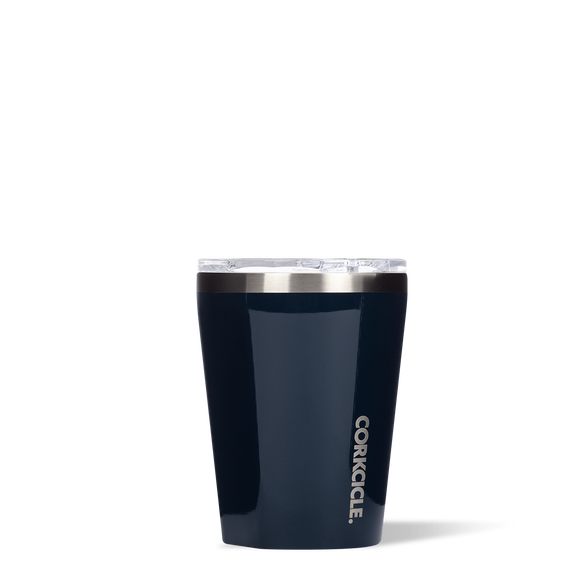 CORKCICLE TUMBLER 12OZ MATTE BLACK