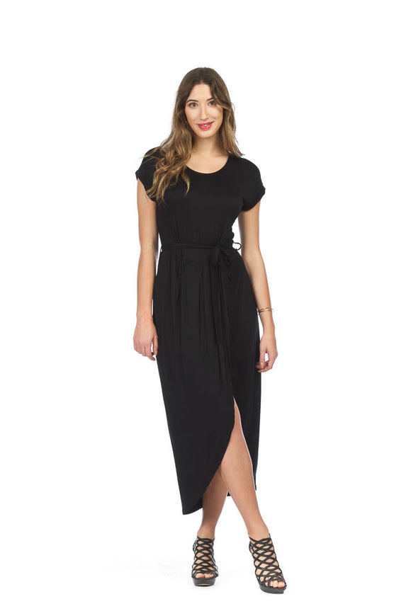 PAPILLON TULIP HEM MAXI DRESS