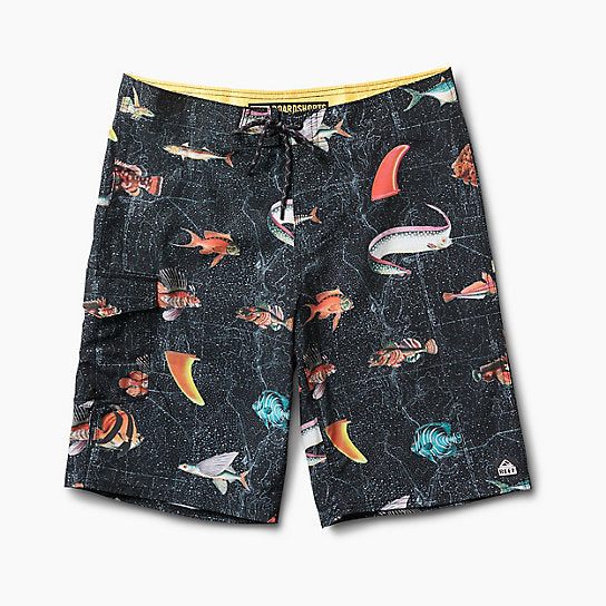 REEF BAY BOARDSHORT