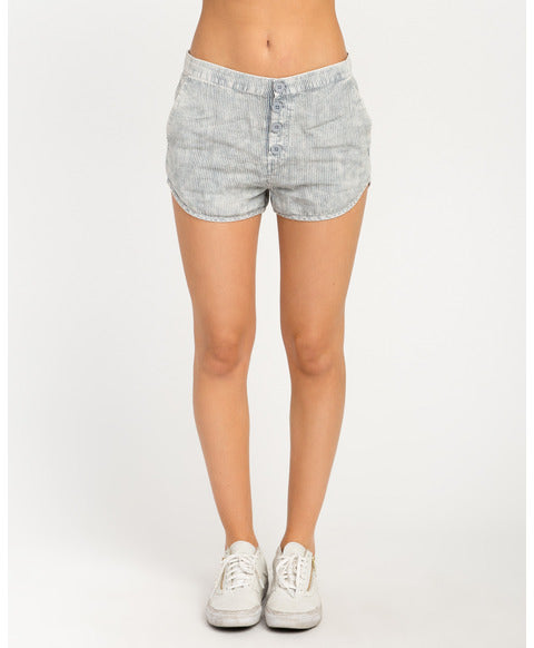RVCA STEADFAST STRIPED SHORT