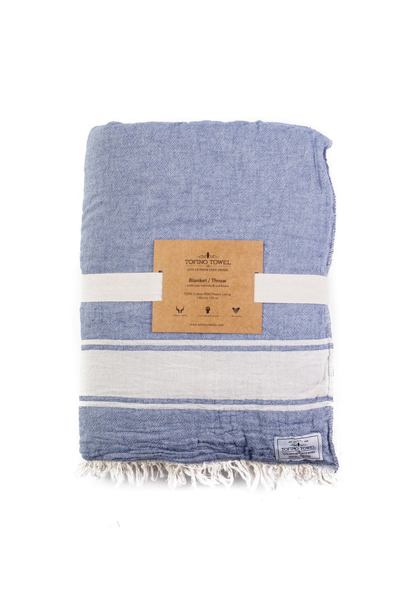 TOFINO TOWEL THE JOURNEY THROW