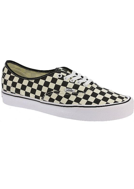 VANS AUTHENTIC LITE CHECKERBOARD – The