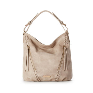 JEANE & JAX VIRGINIE HOBO W/ BRAID