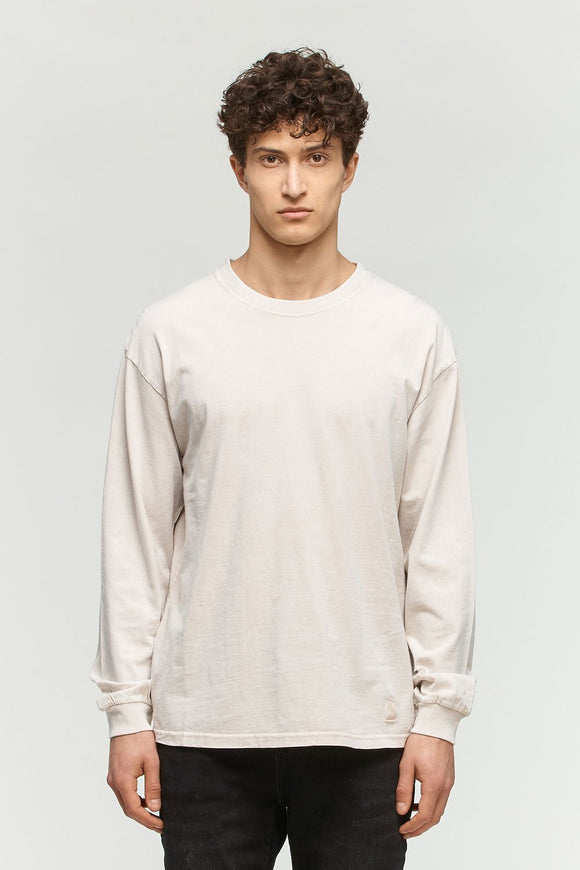 KUWALLA ORGANIC VINTAGE LONG SLEEVE NATURAL