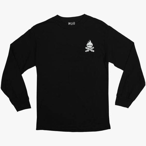WILD OUTDOORS CAMPFIRE LONGSLEEVE