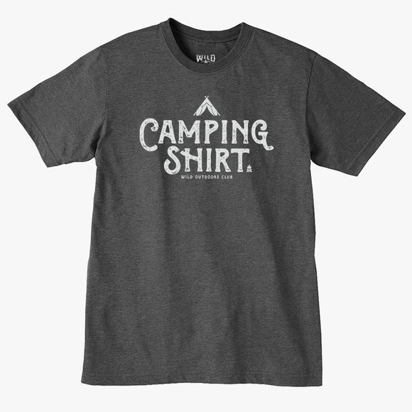 WILD OUTDOORS CAMPING SHIRT