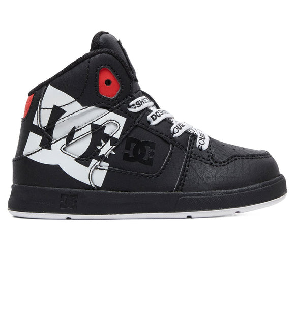 DC PURE HIGH-TOP SE TODDLER SHOE