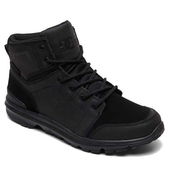 DC TORSTEIN LEATHER WINTER BOOT