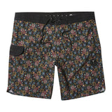 VISSLA GROW YOUR OWN BOARDSHORT - BLACK