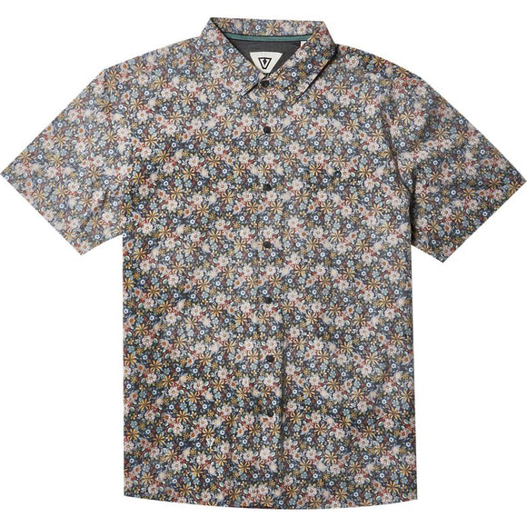 VISSLA GROW YOUR OWN SHORT SLEEVE MULTI
