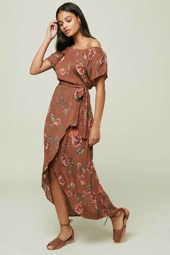 O'NEILL CONNERS MAXI DRESS