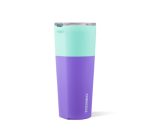 CORKCICLE TUMBLER 16OZ COLOUR BLOCK MINT BERRY