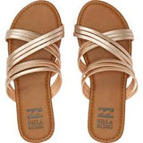 BILLABONG SANDY TOES SLIDE SANDAL