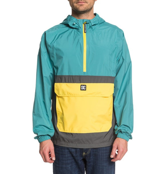 DC SEDGEFIELD PACKABLE WATER RESISTANT JACKET