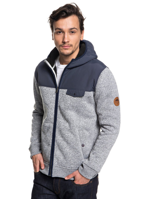 QUIKSILVER KELLER MIX POLAR FLEECE