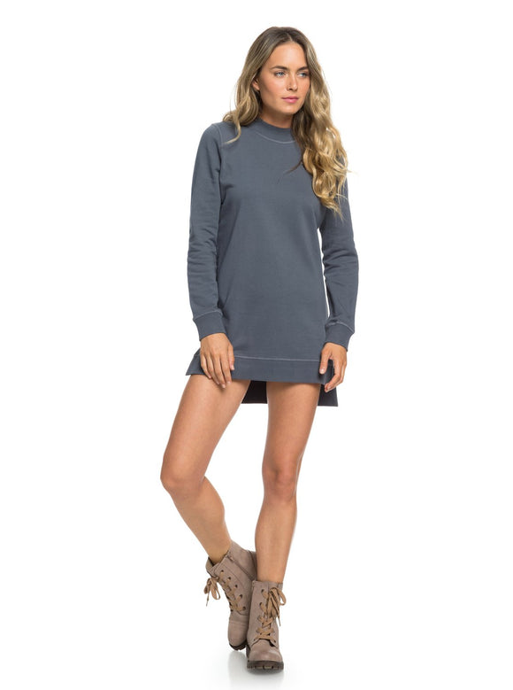 ROXY SUN SPINNING SWEATSHIRT DRESS