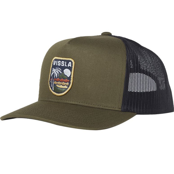 VISSLA SOLID SETS HAT TARP
