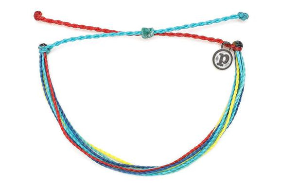 PURA VIDA BRIGHT ORIGINALS FUN IN THE SUN BRACELET