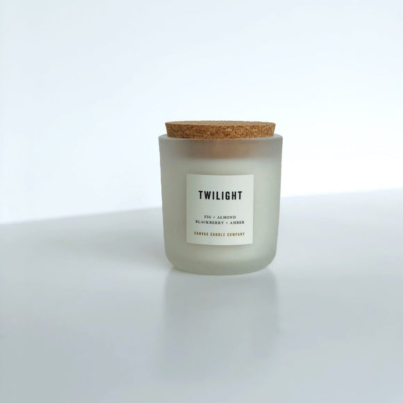 CANVAS CANDLE CO. SIGNATURE TWILIGHT CANDLE