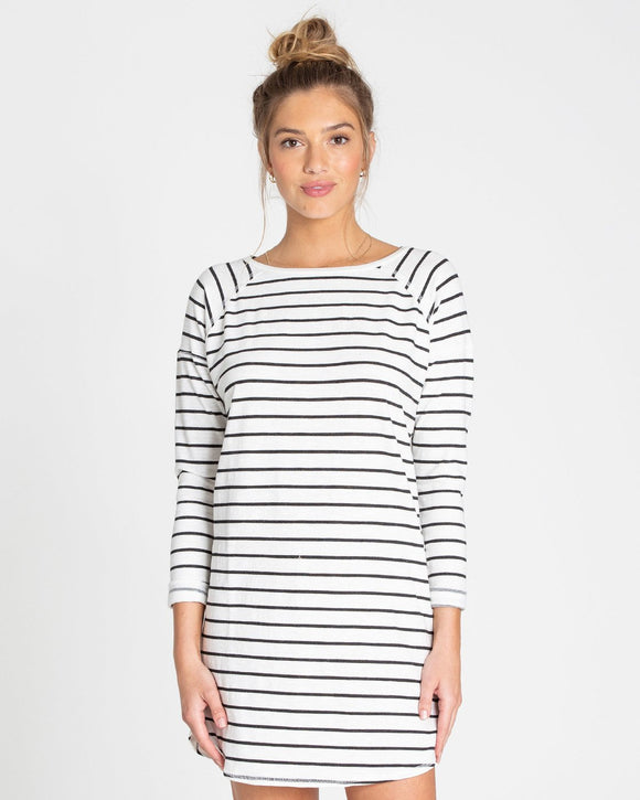BILLABONG ONLY YOU SWEATSHIRT DRESS