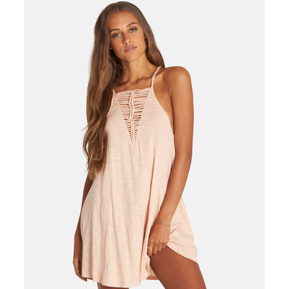 BILLABONG RAY ME SWING MINI DRESS
