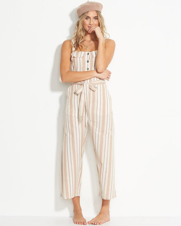 BILLABONG SANDY TOES JUMPSUIT