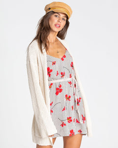 BILLABONG MORNING GLOW CARDIGAN