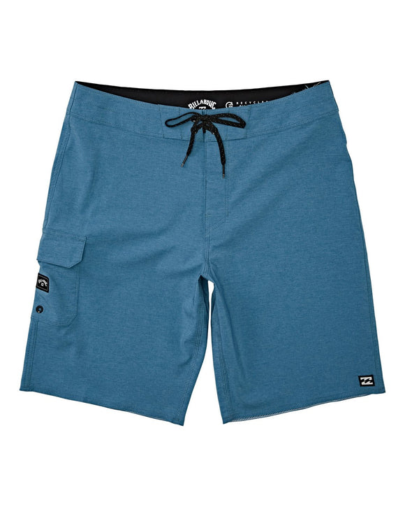 BILLABONG ALL DAY PRO BOARDSHORTS HARBOR BLUE