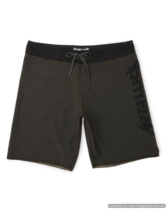 BILLABONG BLACK ALBUM BOARDSHORT