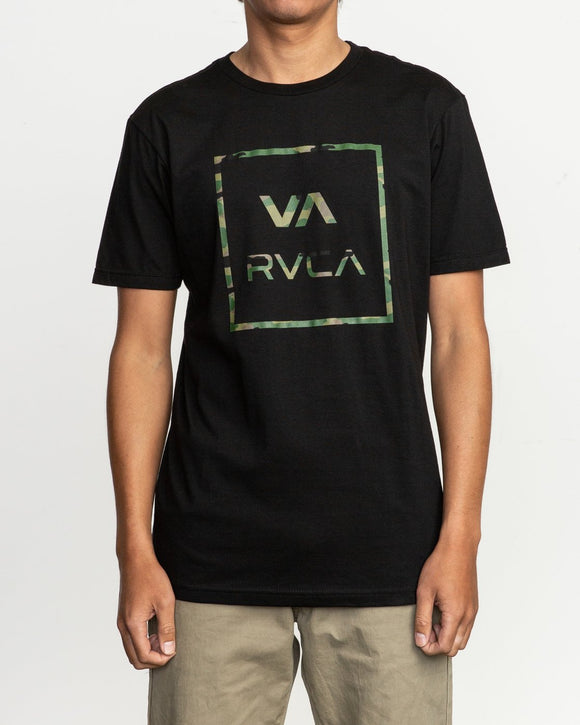 RVCA FILL ALL THE WAY TEE