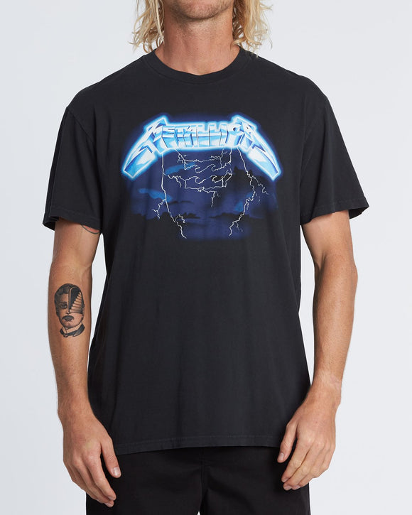 BILLABONG RIDE THE LIGHTNING TEE
