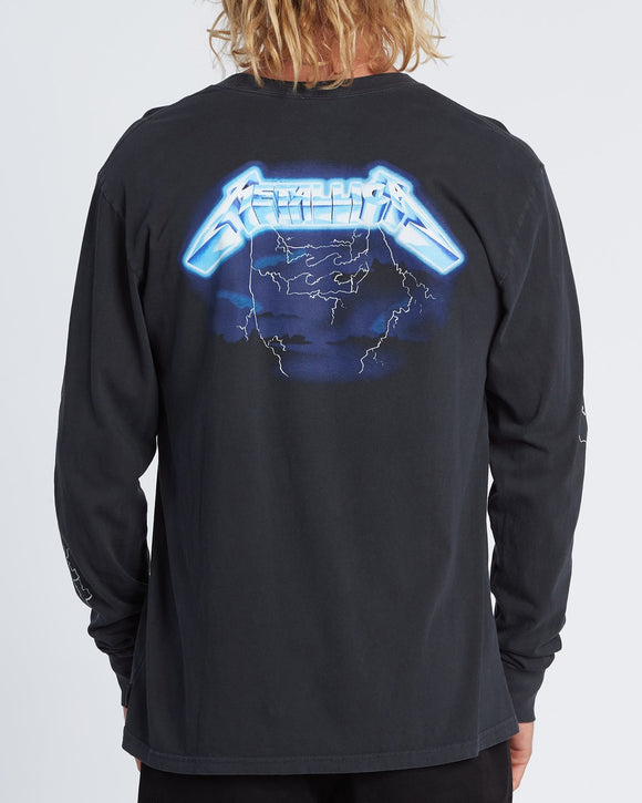 BILLABONG RIDE THE LIGHTNING LONG SLEEVE