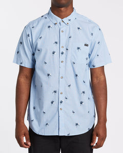 BILLABONG SUNDAYS MINI SHORT SLEEVE COASTAL