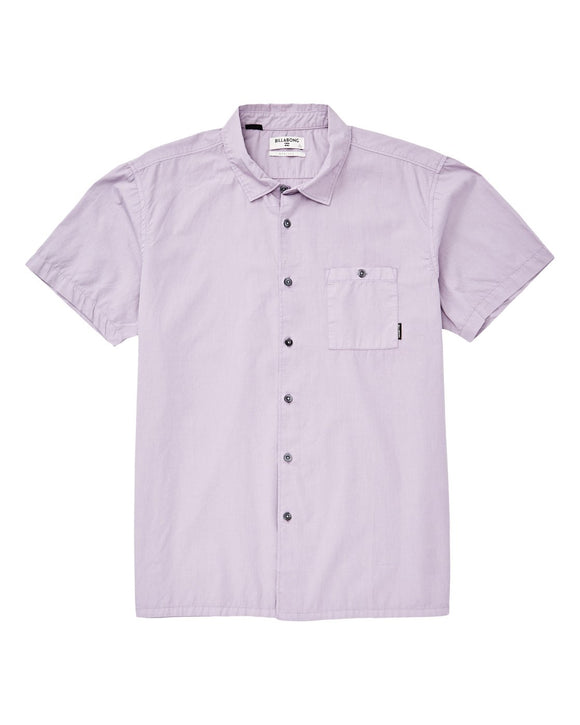 BILLABONG WAVE WASHED SHIRT