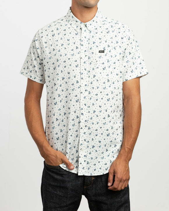 RVCA THAT'LL DO PRINT BUTTON UP