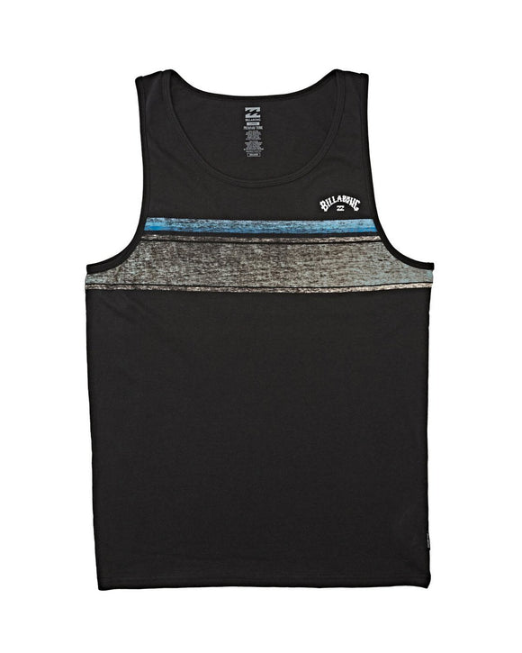 BILLABONG SPINNER TANK BLACK