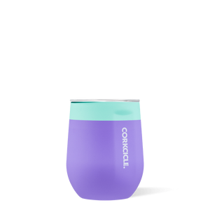 CORKCICLE STEMLESS 12OZ COLOR BLOCK MINT BERRY