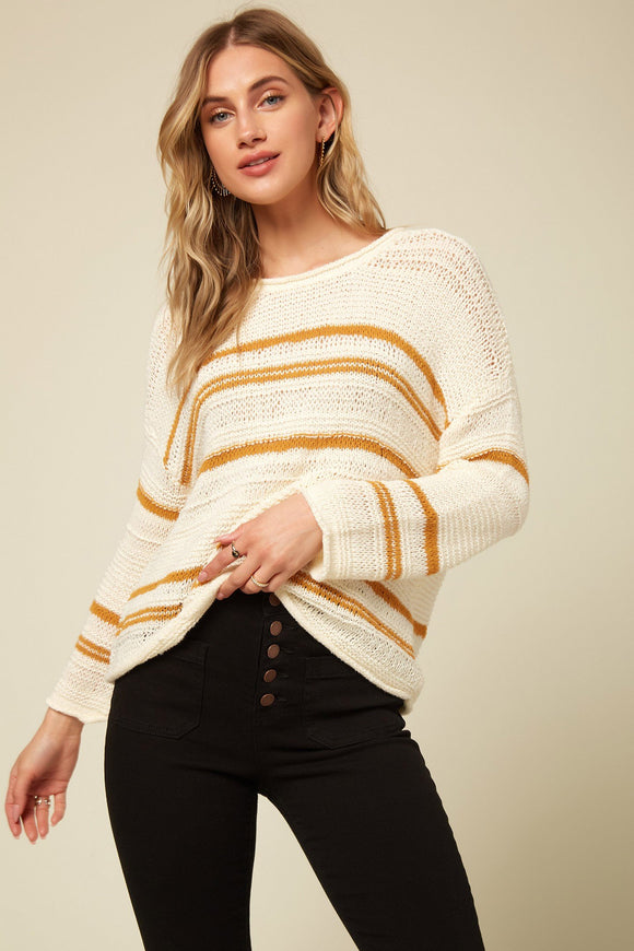 O'NEILL SALTY PULLOVER SWEATER