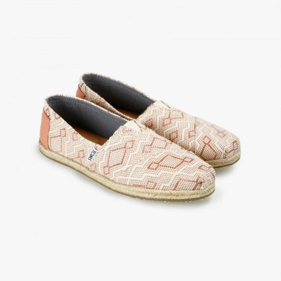 TOMS CLASSIC JACQUARD ROPE