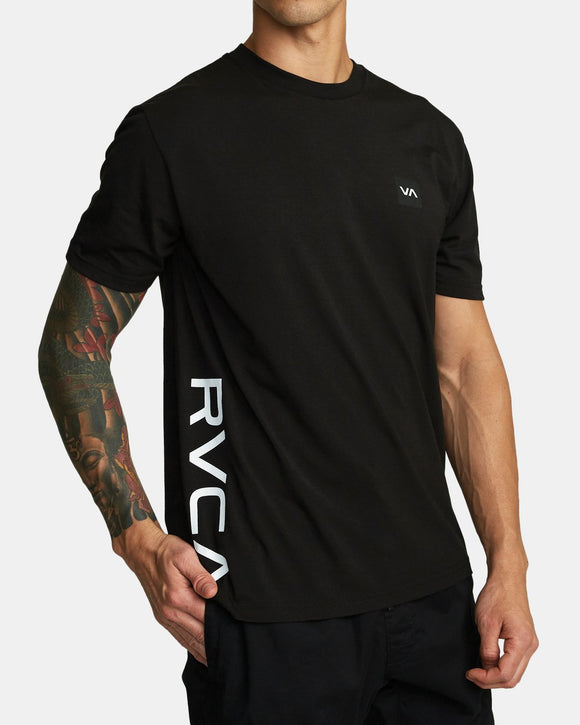 RVCA RVCA 2X SS ATHLETIC