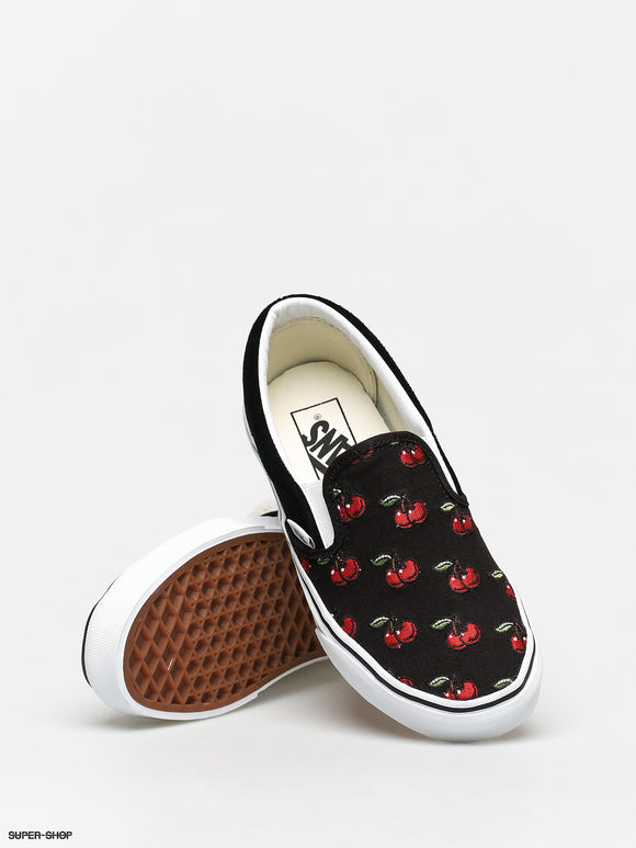VANS CLASSIC SLIP-ON (CHERRIES)