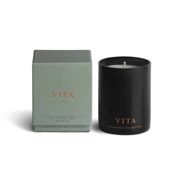 VANCOUVER CANDLE CO VITA