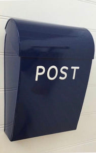 Post Box - Navy