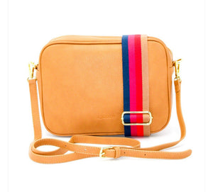 Lucia Cross body Bag Tan