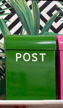 Post Box - Green