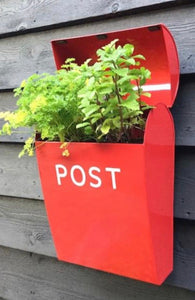 Post Box - Red