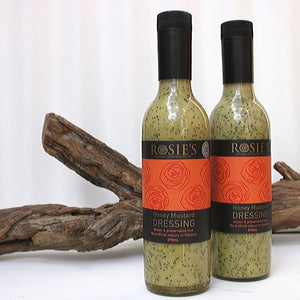 Rosie's Honey Mustard Dressing 375ml