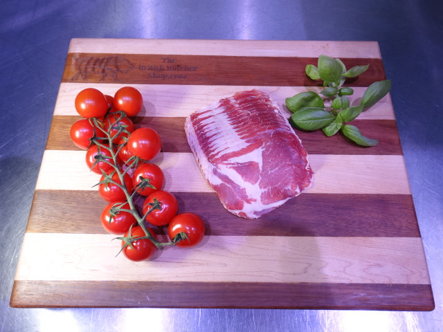 Sliced Coppa